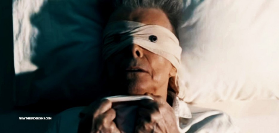 Lazarus', The Last Single Released By David Bowie Is An Ironic