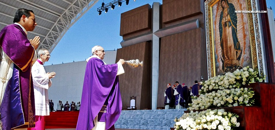 pope-francis-sits-silently-trance-like-state-before-virgin-mary--guadalupe-mexico-catholic-church-nteb-01