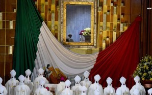 pope-francis-sits-silently-trance-like-state-before-virgin-mary--guadalupe-mexico-catholic-church-nteb
