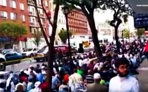 muslim-take-over-brooklyn-street-for-prayer-service-intimidate-passersby-islam-in-america-nteb