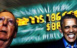 bipartisan-budget-deal-2015-mitch-mcconnell-barack-obama-raises-national-debt-one-trillion-in-6-months-nteb