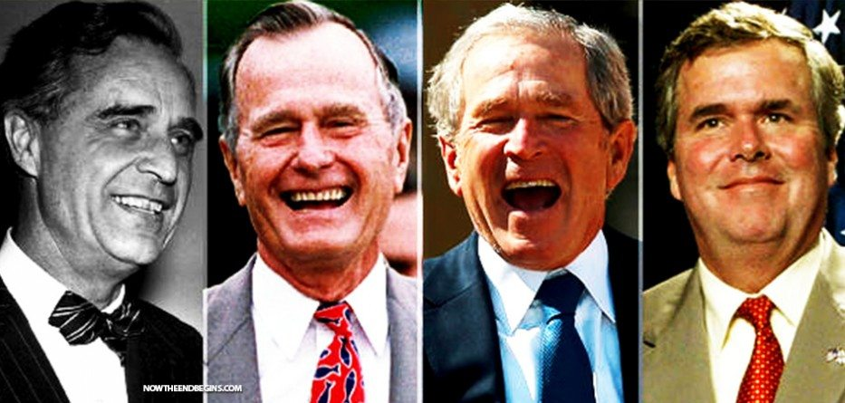 bush-family-political-dynasty-new-world-order-broken-by-donald-trump-make-america-great-again-nteb