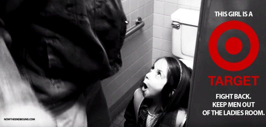 Minnesota Based Flush Target Group Releases Devastating Web Ad - Target bathroom policy