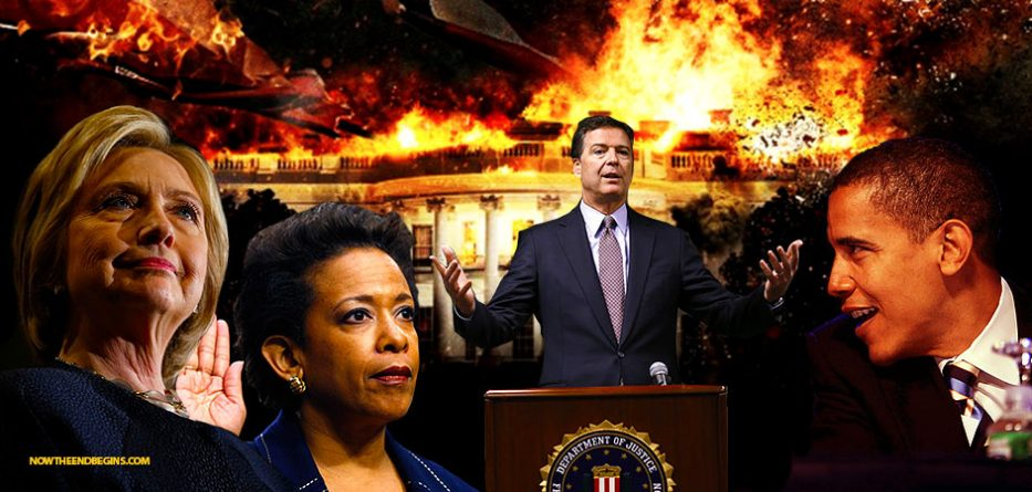 crooked-hillary-james-comey-fbi-loretta-lynch-barack-obama-private-email-server-scandal-nteb
