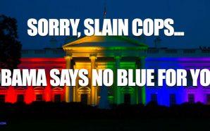 obama-refuses-to-light-white-house-blue-to-honor-slain-dallas-cops