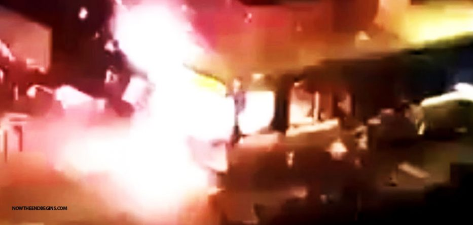 muslim-migrants-shout-allahu-akbar-as-they-set-passenger-bus-on-fire-molotov-cocktails-france-donald-trump