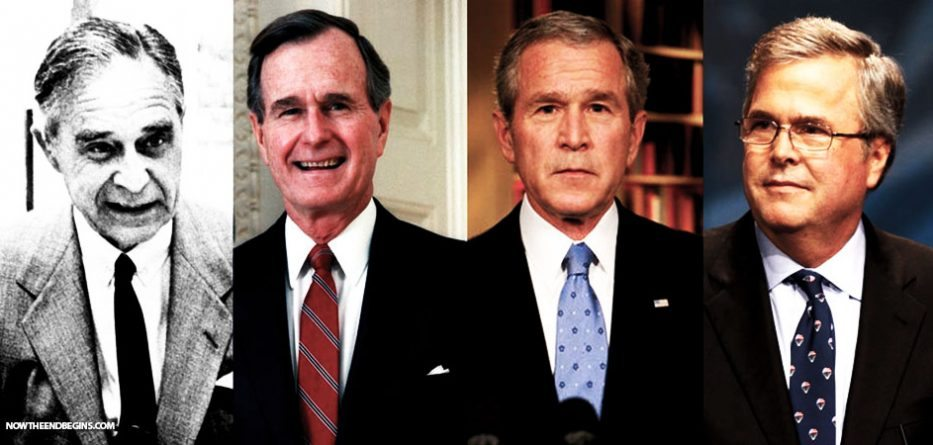 bush-crime-family-new-world-order-voting-for-hillary-clinton