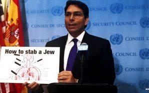 danny-danon-un-united-nations-jew-hatred-anti-semitism-israel