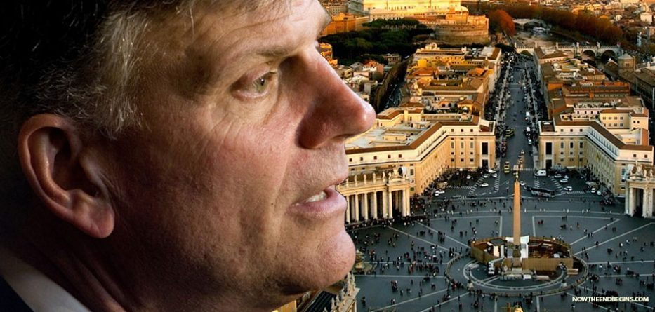 franklin-graham-billy-roman-catholic-church-apostates-false-teachers-vatican