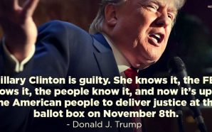 donald-trump-crooked-hillary-guilty-fbi-emails-ballot-box-vote-november-8-2016