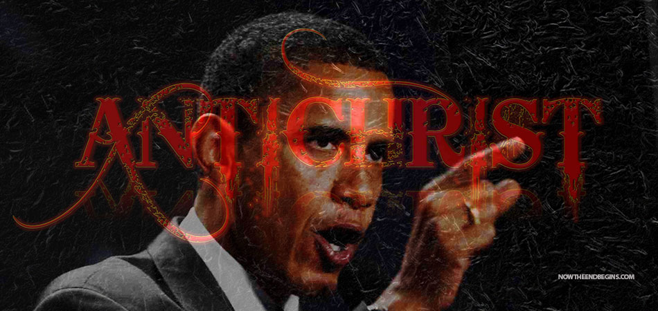 Antichrist Obama To Devote Last Month In Office To The ... - photo#12