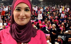 linda-sarsour-anti-trump-womens-march-washington-dc-january-21-2017-hamas-islamic-terrorism