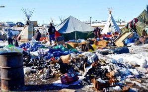 us-army-corps-spending-1-million-clean-mess-left-dakota-access-pipeline-protests-native-americans