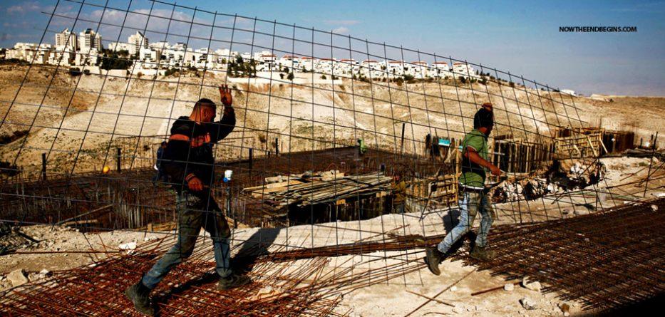 netanyahu-approves-new-settlements-west-bank-judea-samaria-israel