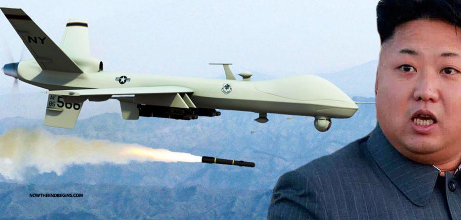 president-trump-sends-attack-drones-north-korea-uas