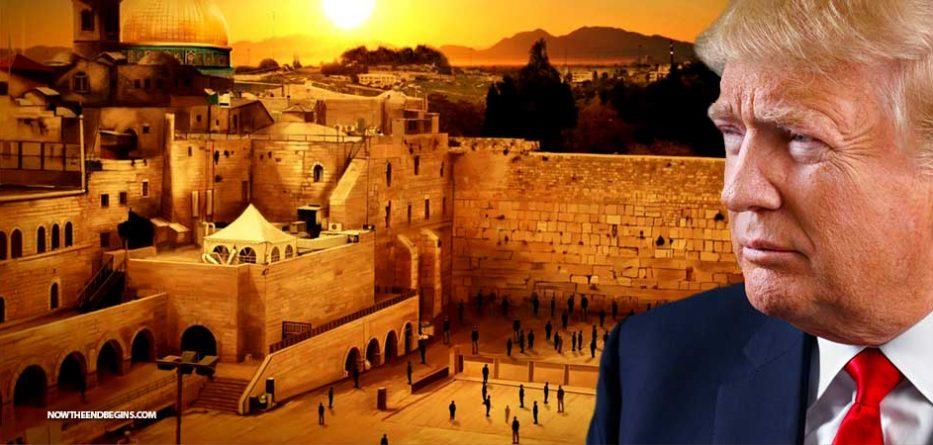 donald-trump-jerusalem-embassy-act-1995-waiver-june-1-campaign-promise-israel