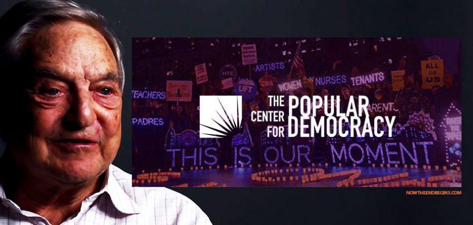 george-soros-anti-trump-center-for-popular-democracy-fund-80-million
