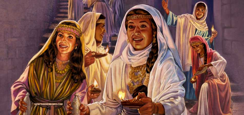 The True Identity Of The Ten Virgins From Matthew 25 Revealed And It Just May Shock You Now