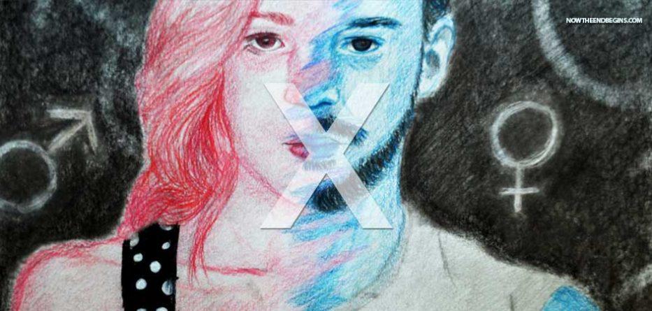 transgender-non-binary-gender-x-lgbtq-end-times