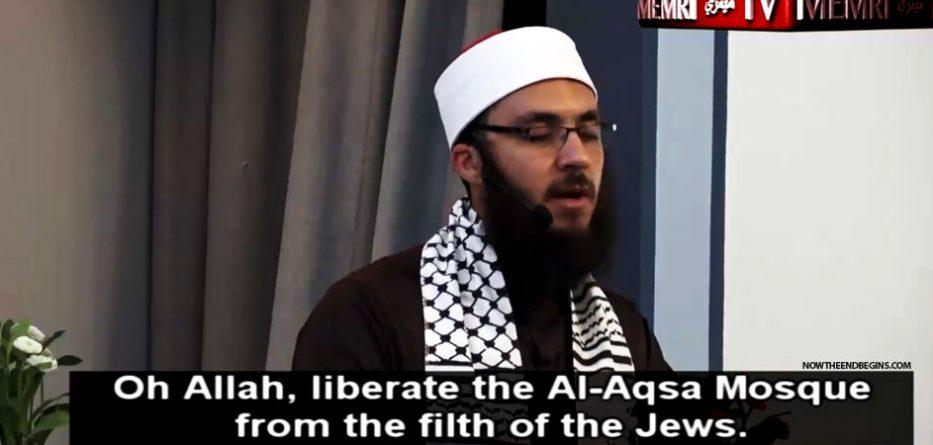 california-imam-annihilate-jews-islamic-center-davis-muslim
