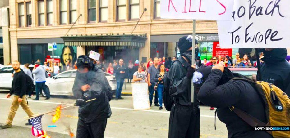 antifa-anti-fascists-protest-seattle-black-lives-matter-liberals