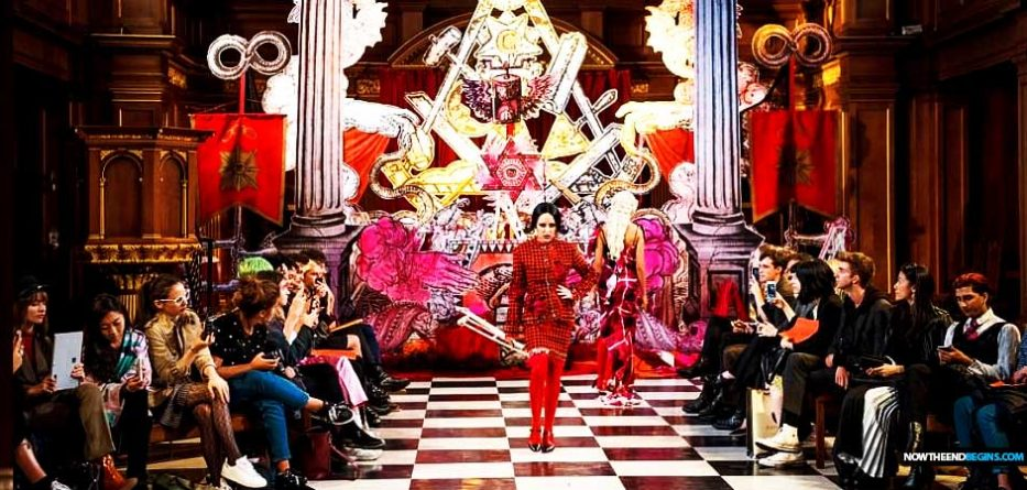 satanic-fashion-show-london-church-end-times-nteb