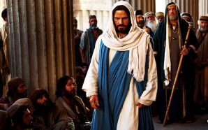 jesus-teaching-kingdom-age-gospel-temple-mount-matthew-24-end-times-bible-prophecy-nteb