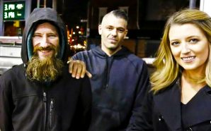 homeless-marine-gives-last-20-dollars-stranded-woman-kate-mcclure-new-jersey