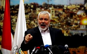 Hamas-Chief-Ismail-Haniyeh-calls-for-intifada-israel-jerusalem-donald-trump