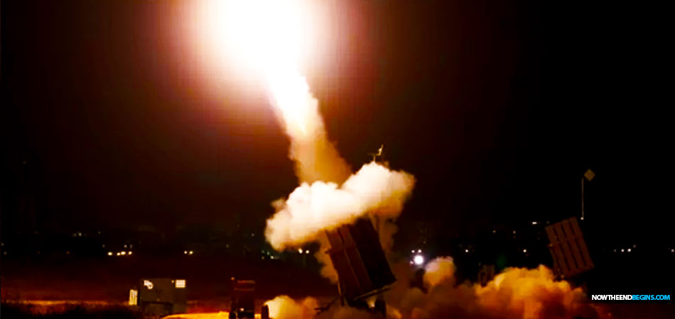israel-iron-dome-rocket-fire-december-8-2017-jerusalem-riots-hamas-nteb