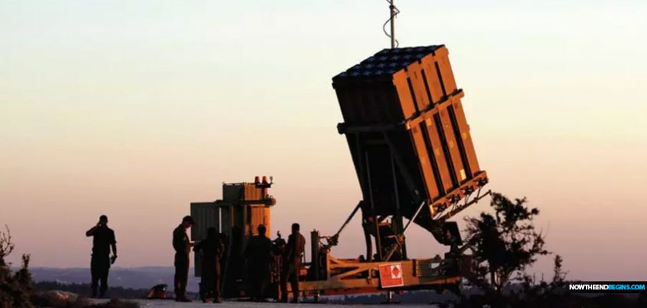 israel-iron-dome-warns-iran-over-syria-f16