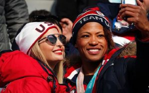 lauren-gibbs-ivanka-trump-attacked-by-liberals-democrats-selfie-olympic-games