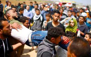 israel-gaza-strip-hamas-march-return-land-day-riots-passover-war