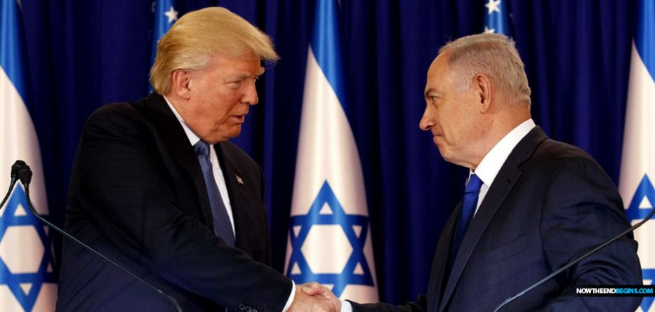israeli-pm-netanyahu-arrives-united-states-will-invite-trump-embassy-opening-may-14-2018-now-end-begins-nteb
