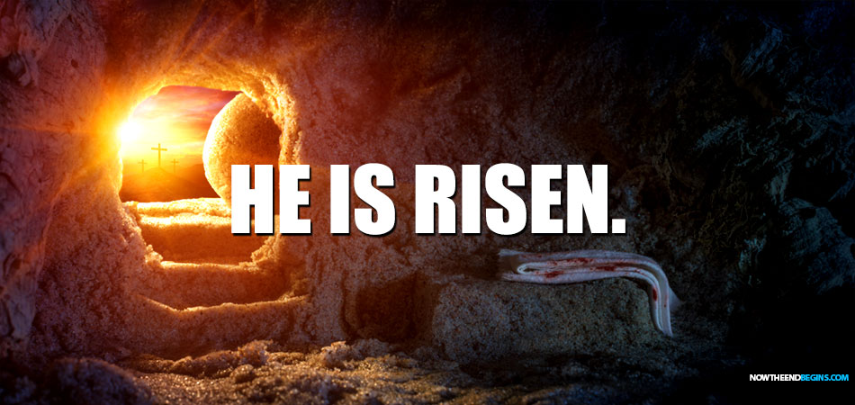 HE IS RISEN: Jesus Christ Is Risen From Dead To Prove That ...