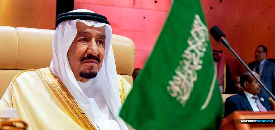 Saudi Arabia's King Salman Slams US Embassy Move Gives $150 Million To 'Preserve Muslim Heritage' In East Jerusalem • Now The End Begins