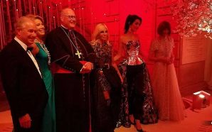 catholic-church-cardinal-timothy-dolan-endorses-sex-themed-fashion-show-katy-perry-rihanna-met-gala-2018-vatican