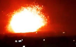 explosions-rock-iranian-electronic-warfare-facility-damascus-syria-idf-israel