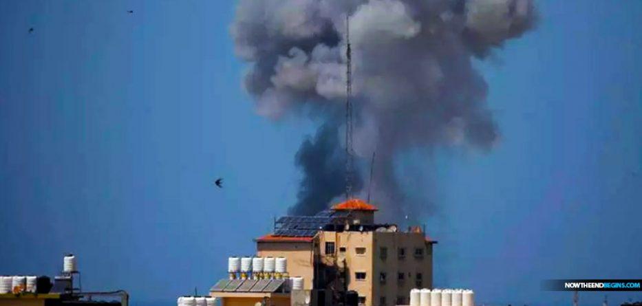 israel-strikes-hamas-gaza-islamic-jihad-after-rocket-fire-may-29-2018-middle-east