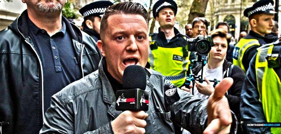 journalist-tommy-robinson-arrested-uk-reporting-muslim-child-rape-england