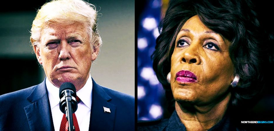maxine-waters-calls-for-all-out-war-trump-sarah-sanders-democrats-violence