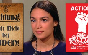 democratic-socialism-alexandria-ocasio-cortez-firing-line-israel-occupiers-palestine-antisemtic