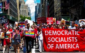 democratic-socialists-america-karl-marx-bernie-sanders-alexandria-ocasio-cortez-dsa-soviet-union-now-the-end-begins