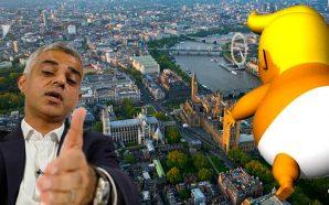 muslim-mayor-london-sadiq-khan-baby-trump-balloon-protest-president-donald-trump-uk-islam-england