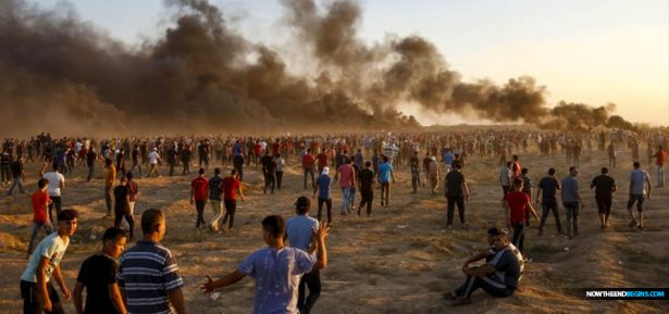 1-palestinian-dead-312-wounded-gaza-strip-border-friday-israel-middle-east
