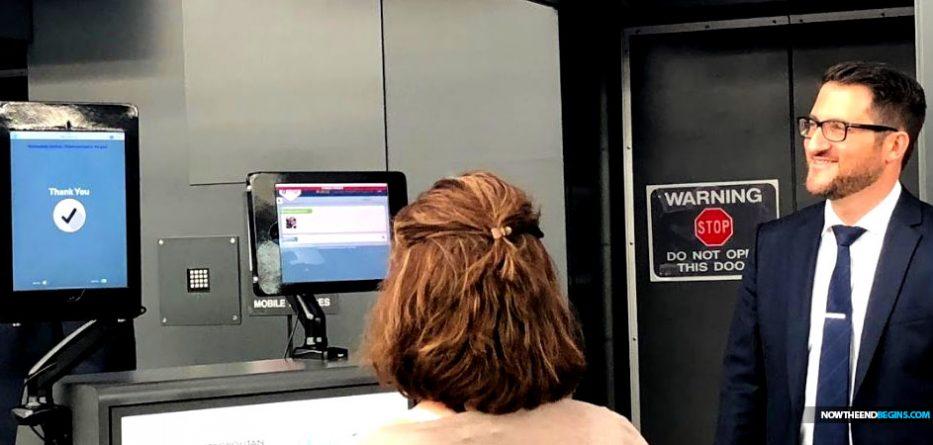 dulles-airport-surprises-passengers-facial-biometric-boarding-mark-beast-recognition