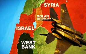 israel-200-missile-strikes-syria-golan-heights-middle-east-iran-damascus