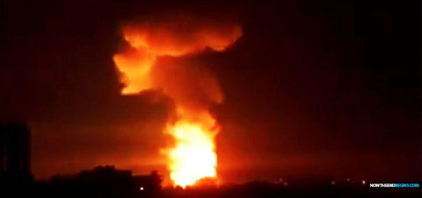 syria-port-city-latakia-bombed-russian-military-plane-shot-down-israeli-airstrikes-iran
