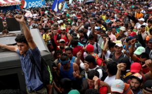 migrant-mob-swells-5000-trump-says-will-send-military-to-stop-at-border-george-soros