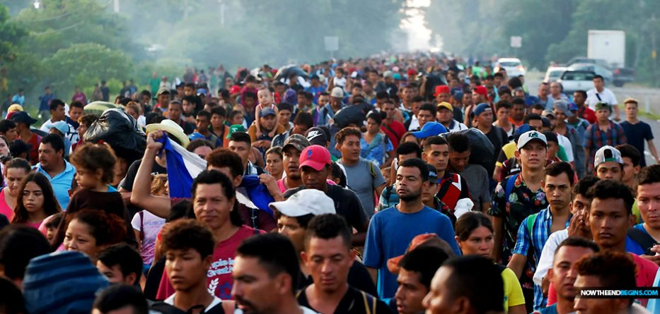 president-trump-orders-5000-us-military-troops-southern-border-illegal-immigrant-migrant-caravan